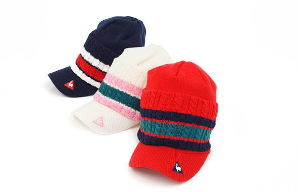 女性用のかわいいニット帽を紹介します!