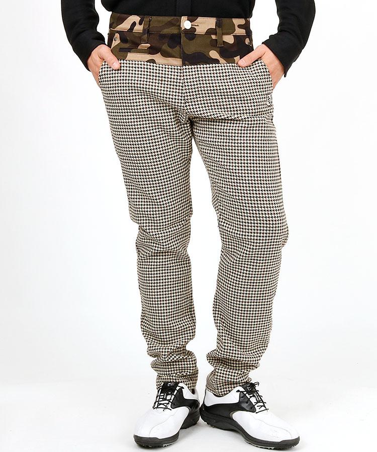 PG ※カモ×ガンクラ切替パンツのコーディネート写真