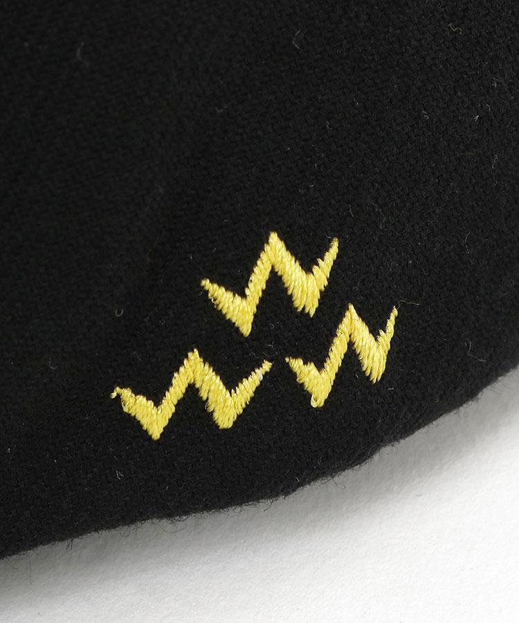 BC PuttPuttPass刺繍キャップのコーディネート写真