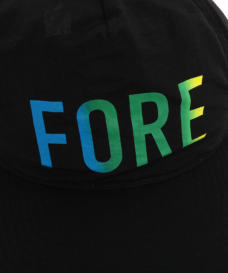 BC 「FORE」グラデPrint★ナイロンキャップのコーディネート写真