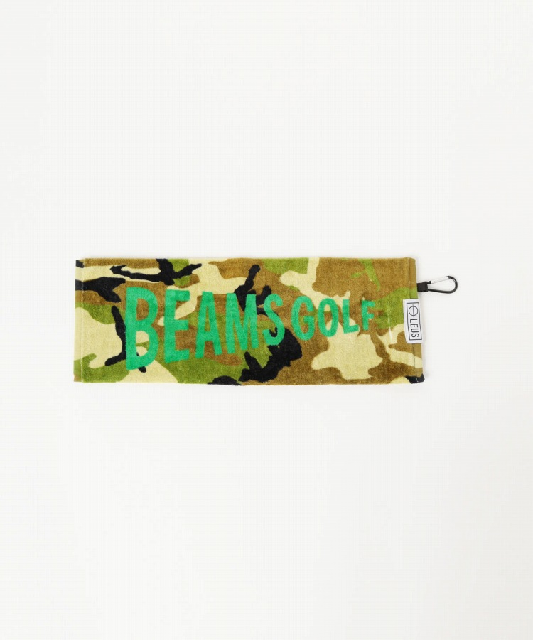 BE LEUS別注◆マイクロファイバータオルのコーディネート写真