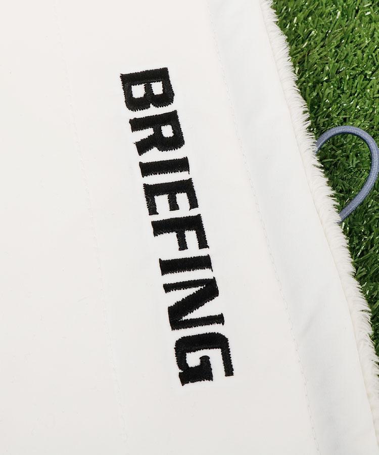 BR ロゴ刺しゅう入◆裏ボアネックウォーマーのコーディネート写真