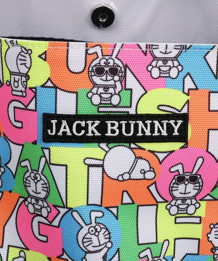 JB Bunnyドラちゃん♪ネオンBIGトートのコーディネート写真
