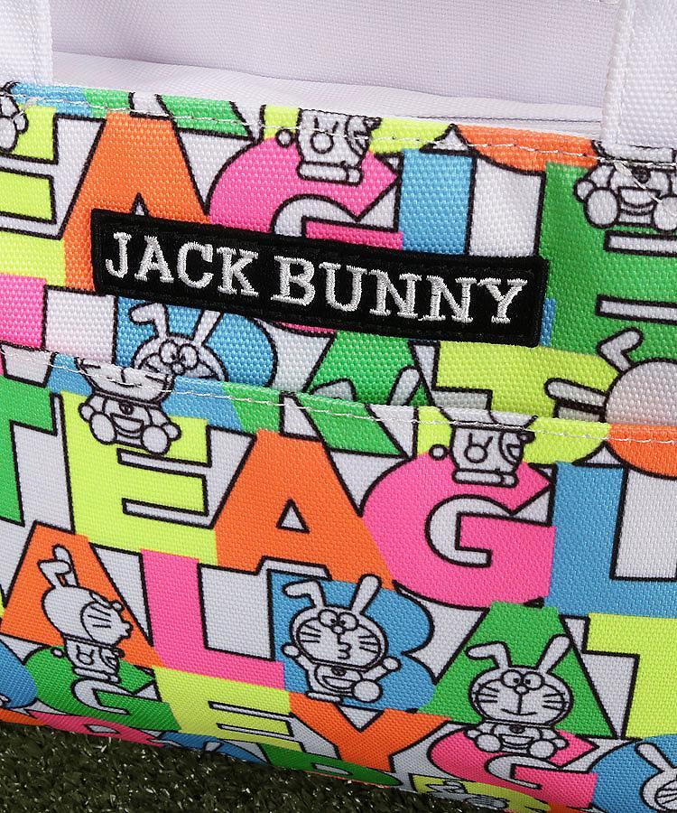JB Bunnyドラちゃん♪ネオンカートバッグのコーディネート写真