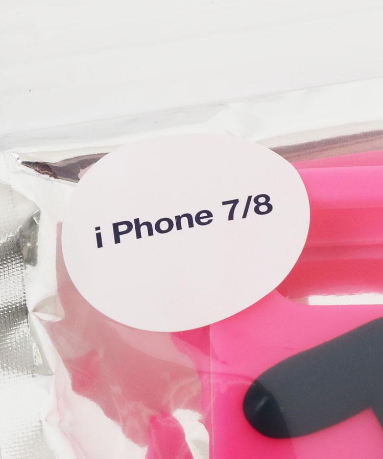 JB サングラスBunnyドラ★シリコンiPhoneケース(iPhone7/8)のコーディネート写真
