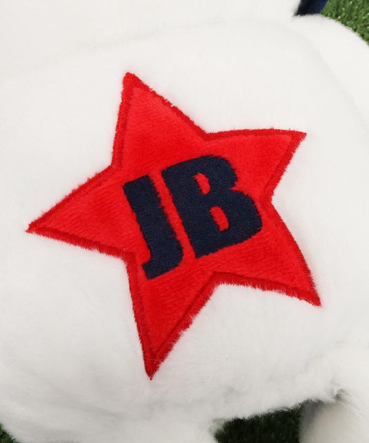 JB [CP対象品]アメフトBunny★ヘッドカバー(DR)のコーディネート写真