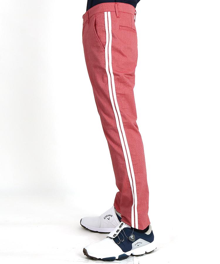 JB サイドラインストレッチパンツのコーディネート写真