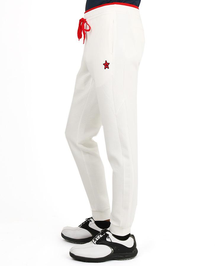JB メッシュダンボール素材パンツのコーディネート写真