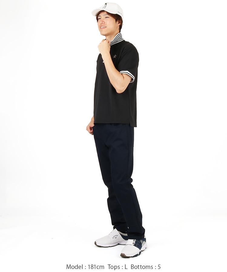 JB サーモライト◆ストレッチパンツのコーディネート写真
