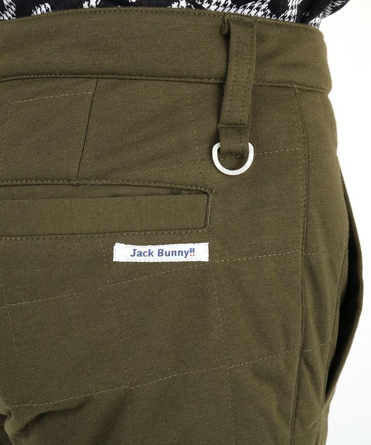 JB 防風保温キルティングパンツのコーディネート写真