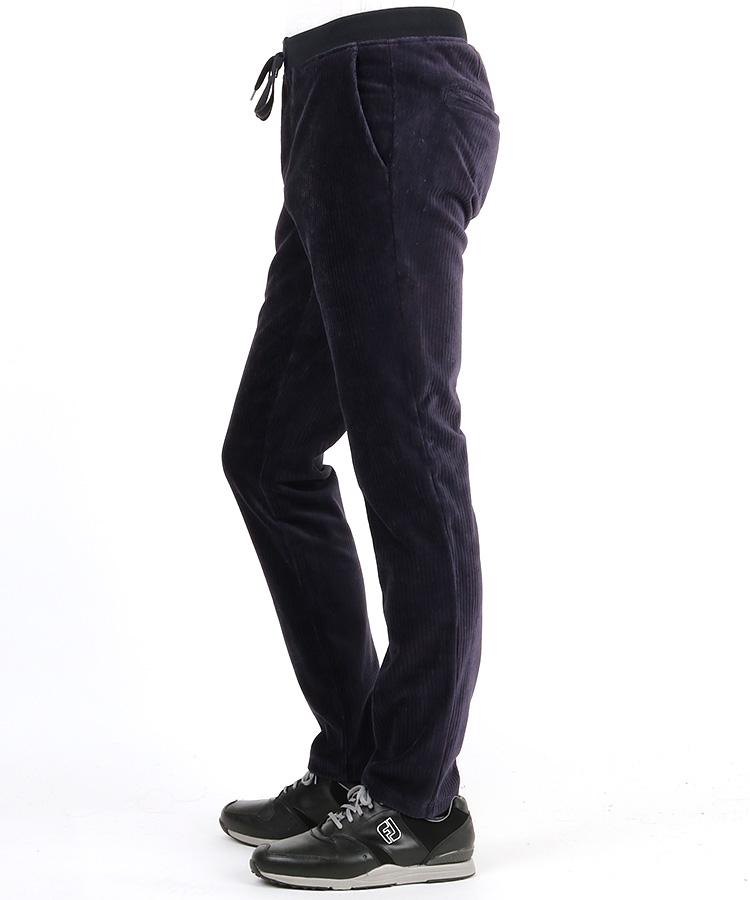 JB コーデュロイ防風ボンディングパンツのコーディネート写真