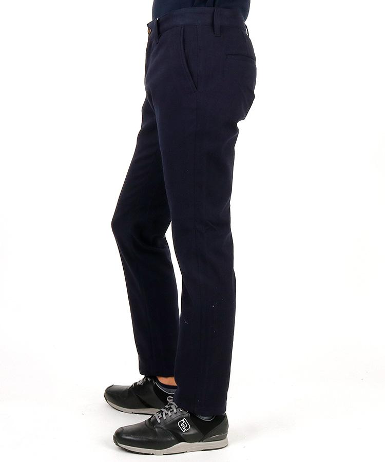 JB スラブ生地ストレッチパンツのコーディネート写真