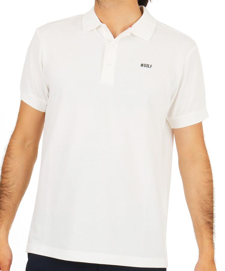 JB バックレタリング◆ポロシャツのコーディネート写真