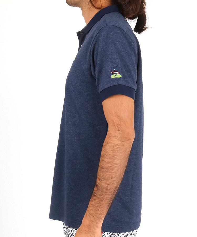 JB ゴルファードラえもん◆ワッペンポロシャツのコーディネート写真