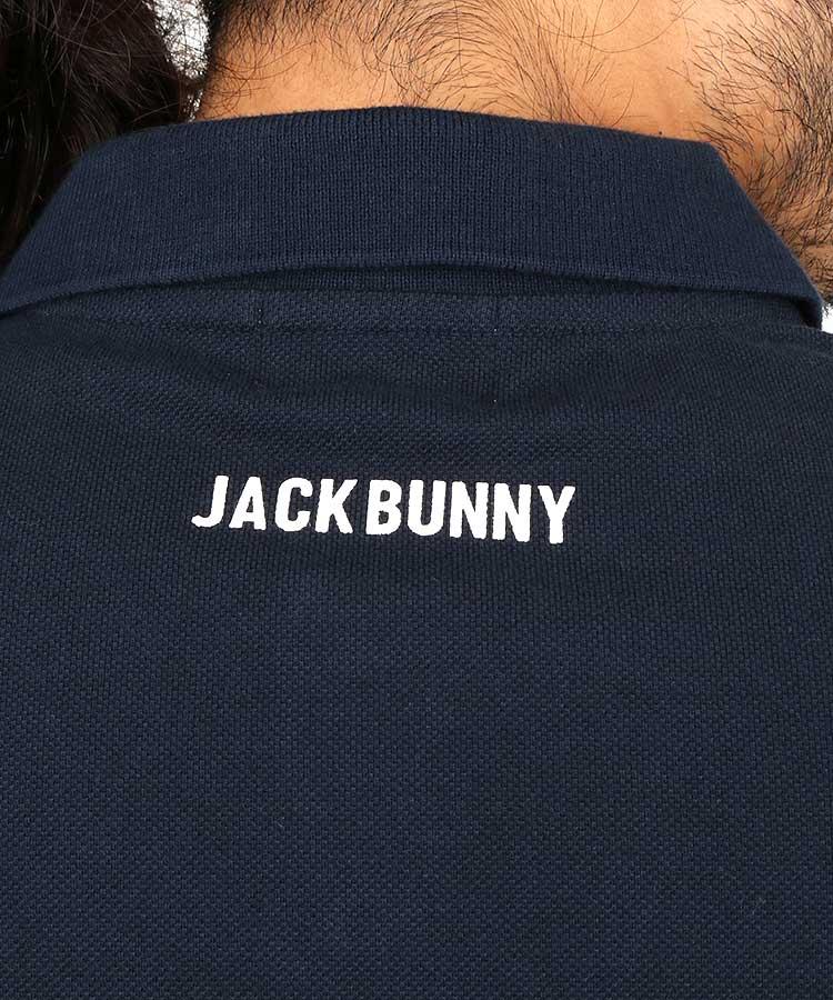 JB ワッペン付きポロシャツのコーディネート写真
