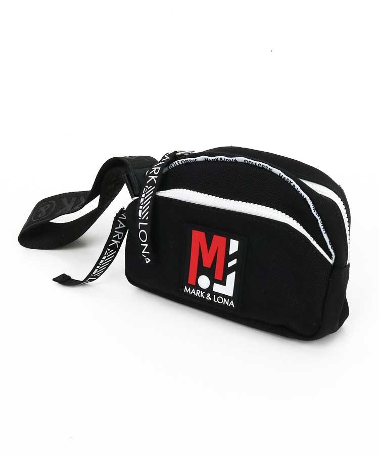ML 「ML」ロゴ◆マルチポーチのコーディネート写真