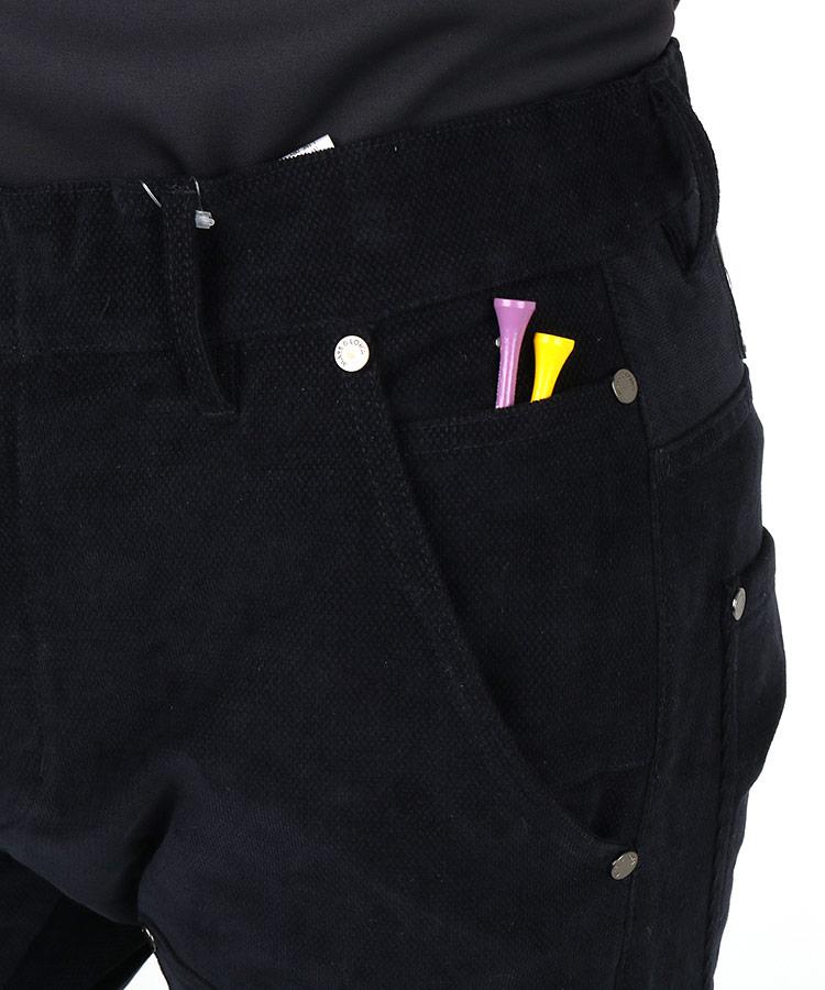 ML 膝あてポケット◆ストレッチパンツのコーディネート写真