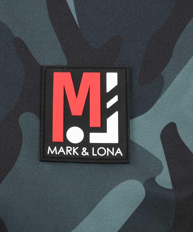 ML フロントカモフラ◆ラグランブルゾンのコーディネート写真