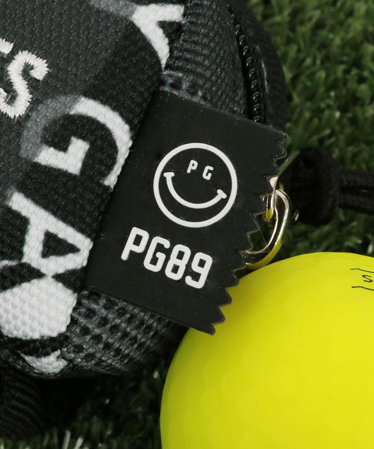 PG カモフラ柄ボールポーチのコーディネート写真