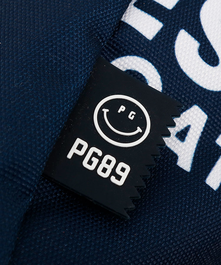 PG レタリングモノグラム◆カートバッグのコーディネート写真