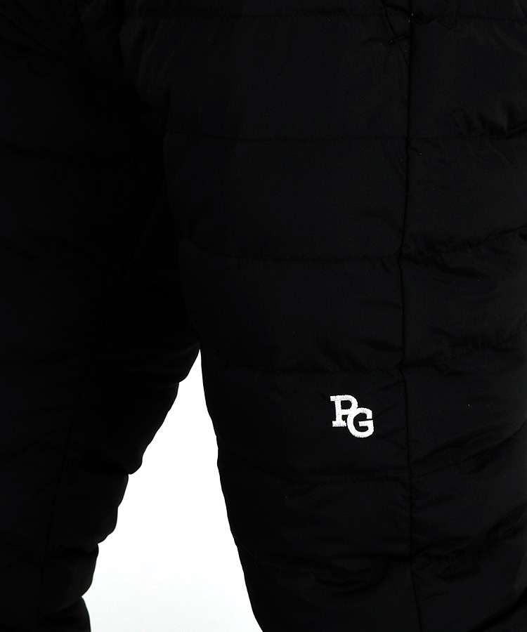 PG 超軽量高機能◆中綿パンツのコーディネート写真