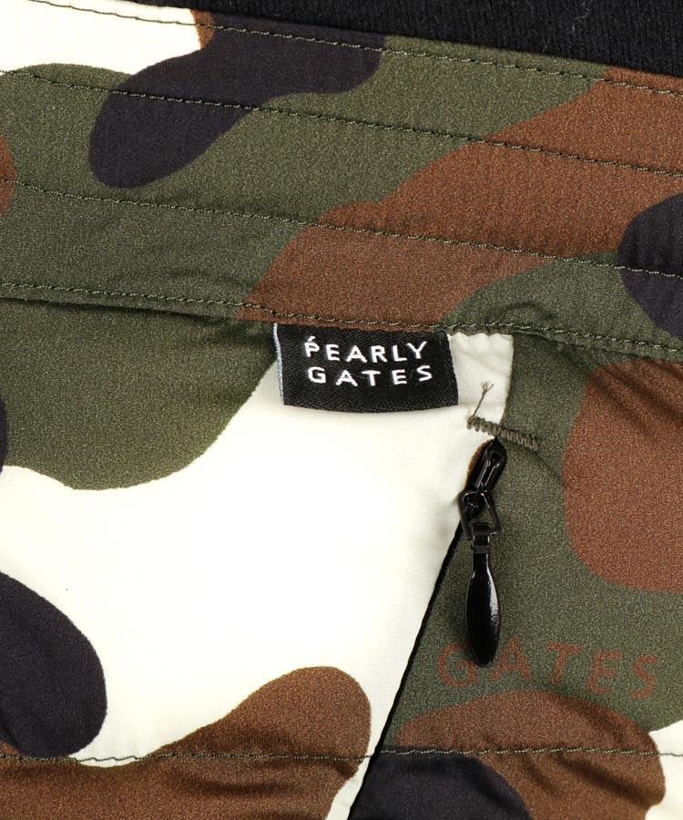 PG 超軽量高機能◆カモフラ中綿パンツのコーディネート写真