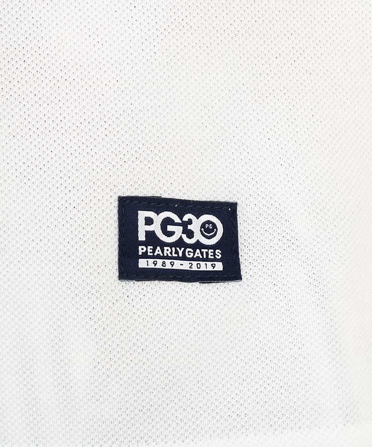 PG Bigエンブレムポロシャツのコーディネート写真