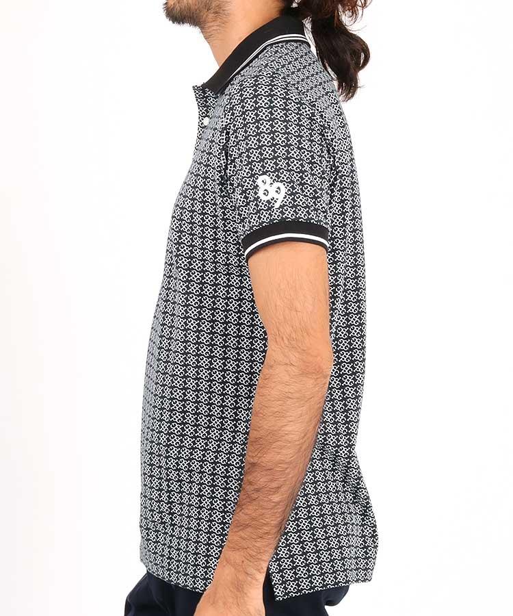 PG PGモノグラムポロシャツのコーディネート写真