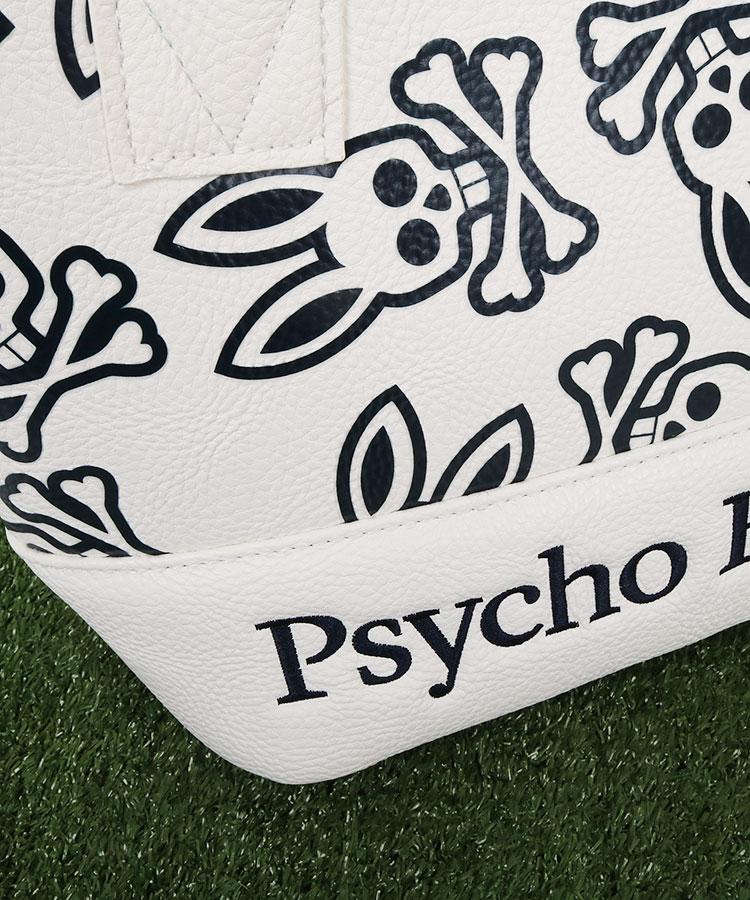PS ロゴ総柄★合皮カートバッグのコーディネート写真