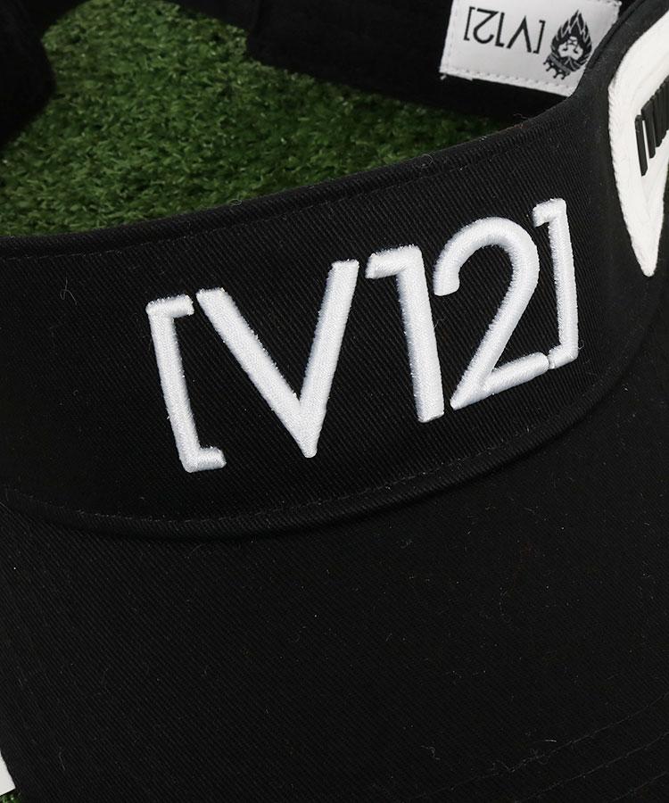 VI [V12]刺繍ツイルバイザーのコーディネート写真