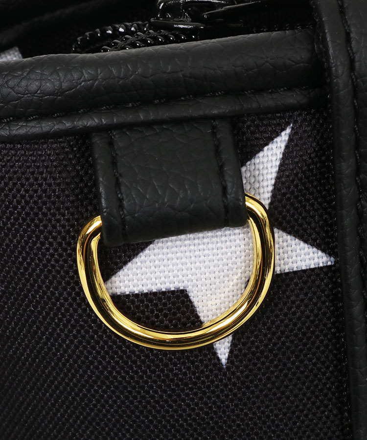 VI STARドット★カートバッグのコーディネート写真
