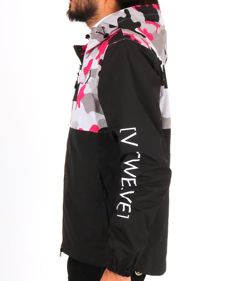 VI カラーカモフラ◆ナイロンジャケットのコーディネート写真