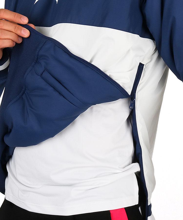 VI リバーシブル中綿スニードジャックのコーディネート写真
