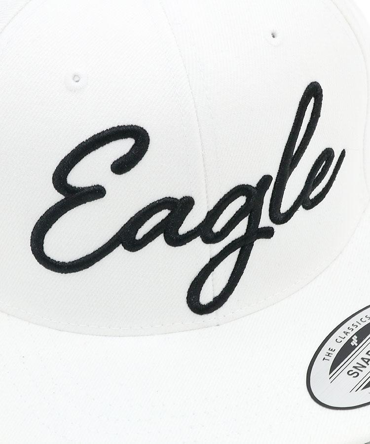 BC Eagle◆平つばキャップのコーディネート写真