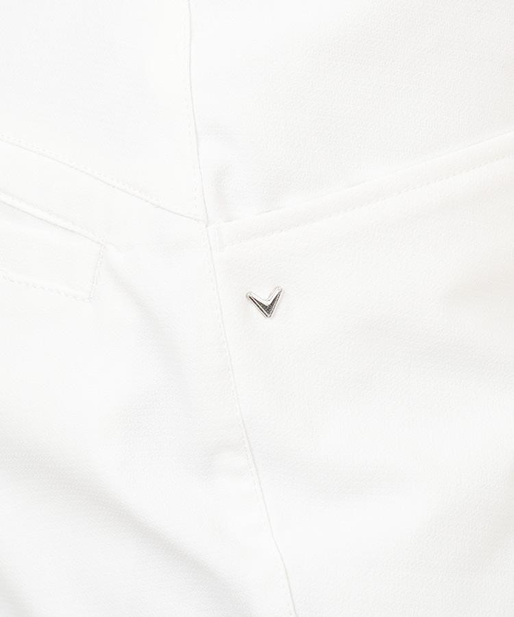 CA HighストレッチUVアンクル丈パンツのコーディネート写真