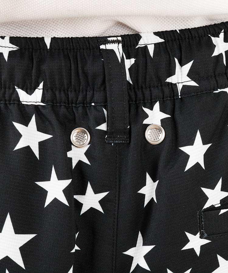 HO シャカ素材ハーフパンツのコーディネート写真