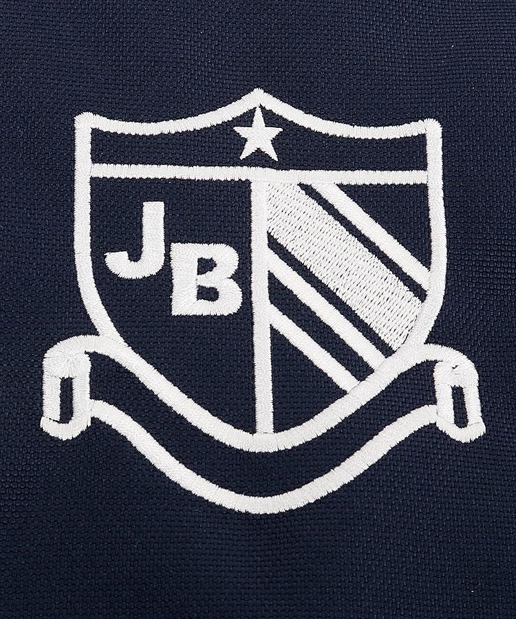 JB エンブレムロゴ定番系クラブケースのコーディネート写真