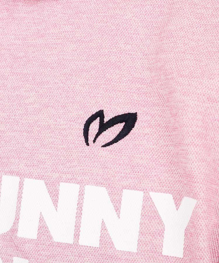 MB 定番ロゴ◆ドライメッシュポロシャツのコーディネート写真