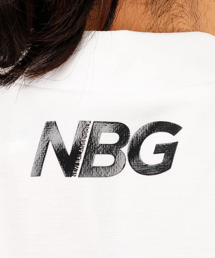 NB チェストライン半袖ハイネックのコーディネート写真