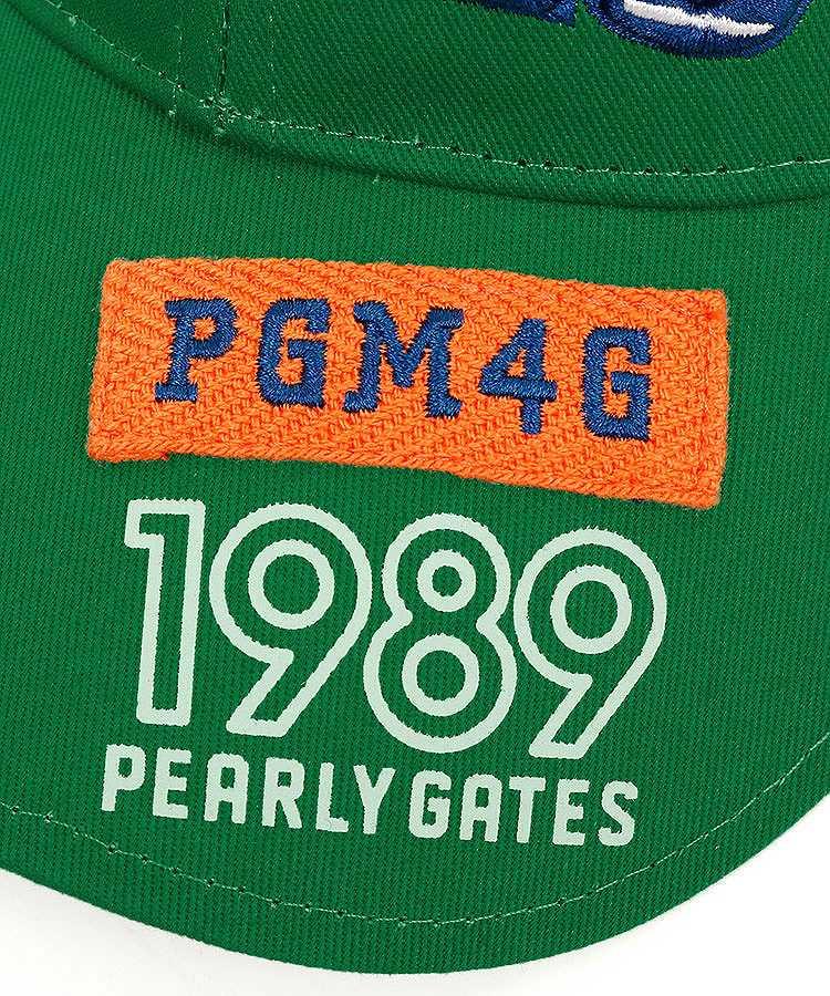 PG Borderパネルロゴ♪ツイルキャップのコーディネート写真