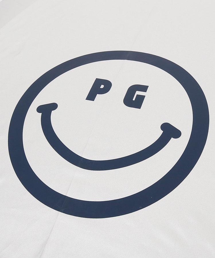 PG 開けば♪ImPearlyGates総柄UVアンブレラのコーディネート写真