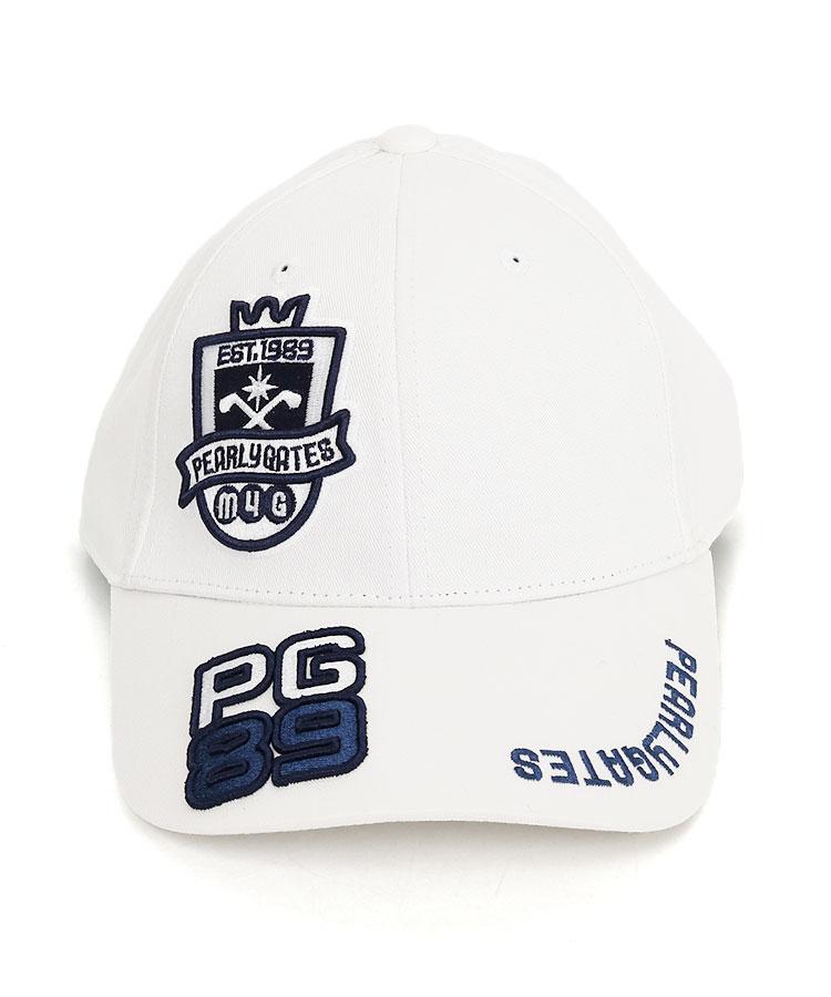 PG BIGエンブレム刺繍♪PG89ブリムキャップのコーディネート写真