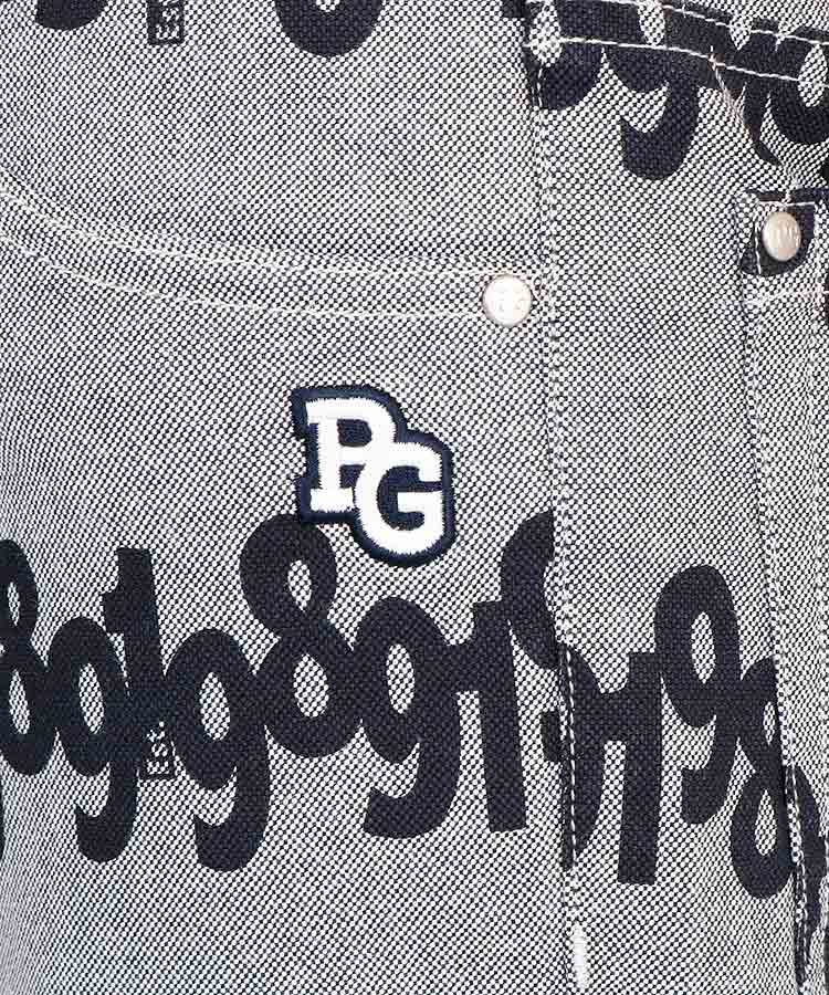 PG 「1989」レタリング◆ハーフパンツのコーディネート写真