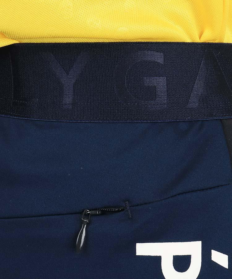 PG 高ストレッチ冷感パンツのコーディネート写真