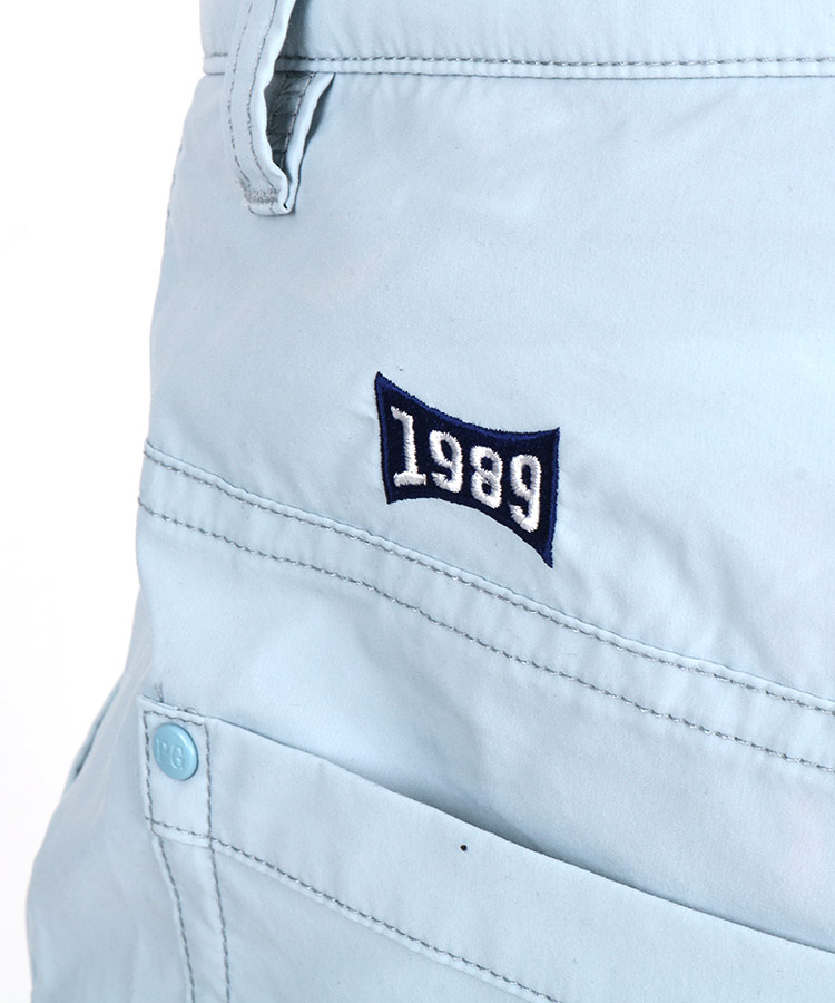 PG 接触冷感シャカハーフパンツのコーディネート写真