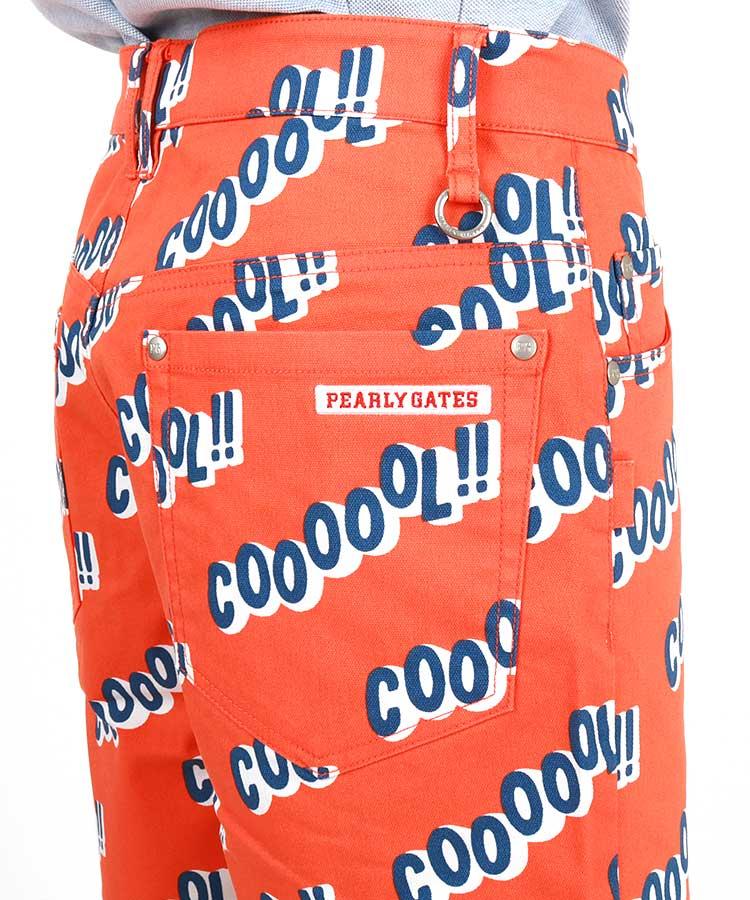 PG 「Coooool」ロゴ◆ハーフパンツのコーディネート写真