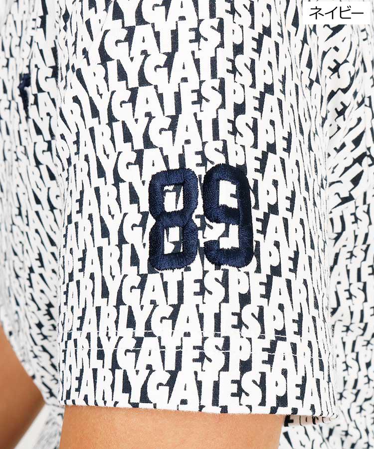 PG 総ロゴレタリング◆ポロシャツのコーディネート写真