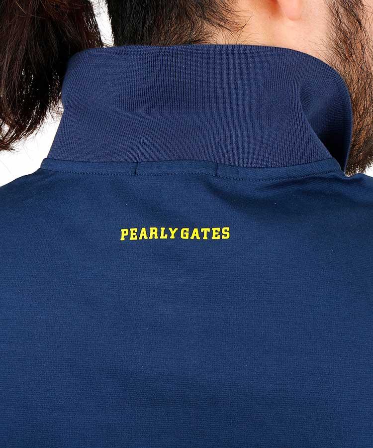 PG ビッグ「PG89」ロゴ◆ポロシャツのコーディネート写真