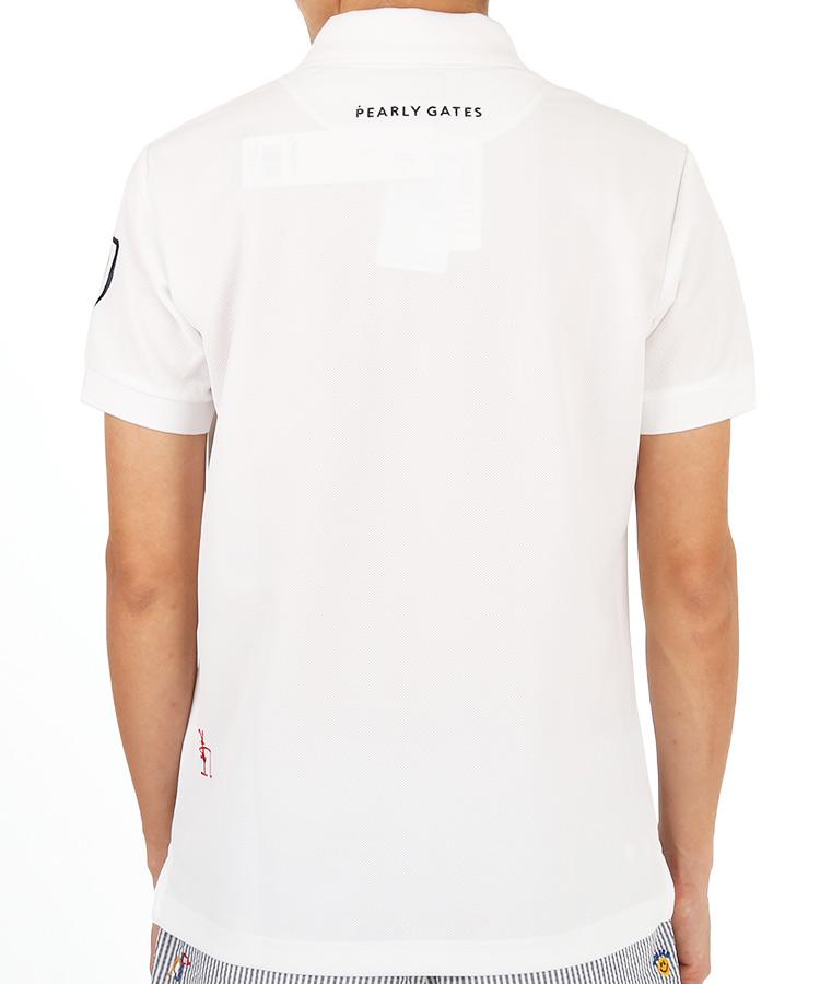 PG 定番ブランドロゴポロシャツのコーディネート写真