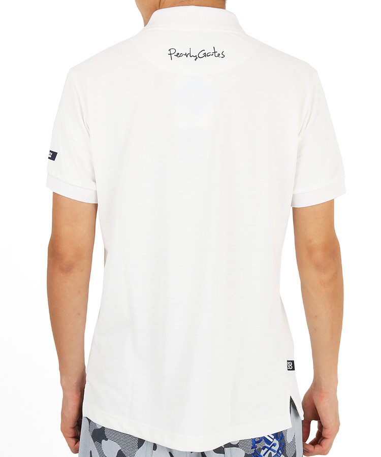 PG オールドロゴ刺しゅうDRYポロシャツのコーディネート写真